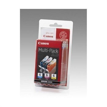 CANON BCI-6C 4706A002AA Inkjet Cartridge CANON S 800 S 820 Cyan
