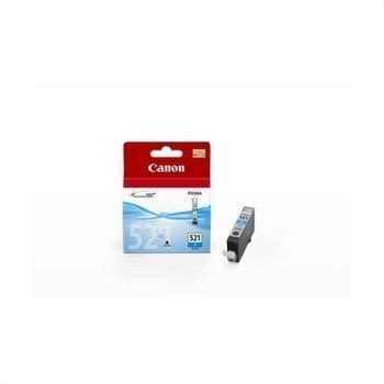 CANON CLI-521C NR. 521 2934B001AA Inkjet Cartridge CANON PIXMA IP 3600 Cyan