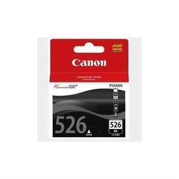 CANON CLI-526BK NR. 526 Inkjet Cartridge PIXMA IP 4850 PIXMA MG 8150 Black