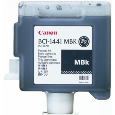 CANON Mattamustan musteen patruna BCI-1441MBK