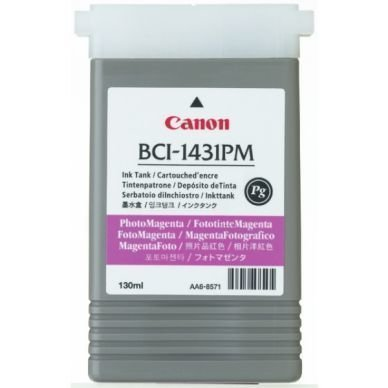 CANON Mustepatruuna photo Magenta 130 ml