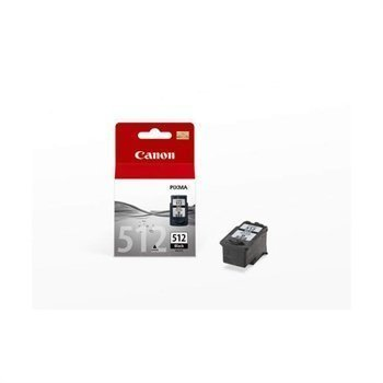 CANON PG-512 NR 512 Inkjet Cartridge CANON PIXMA IP 2700 PIXMA MP 240 Black
