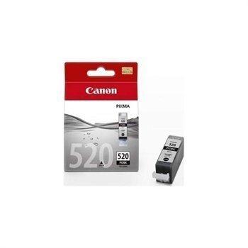 CANON PGI-520BK NR. 520 2932B001AA Inkjet Cartridge CANON PIXMA IP 3600 Black Pigment