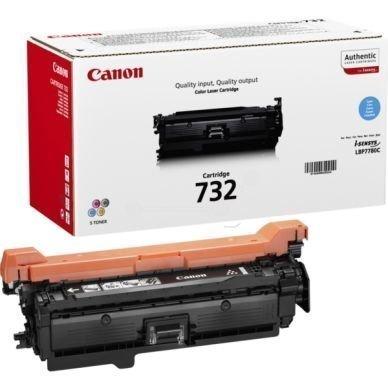 CANON Värikasetti cyan 6.400 sivua (CRG 732C)
