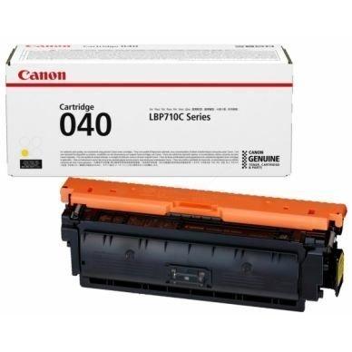 CANON Värikasetti keltainen (040Y) 5.400 sivua