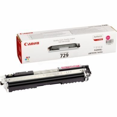 CANON Värikasetti magenta 1.000 sivua (CRG 729)