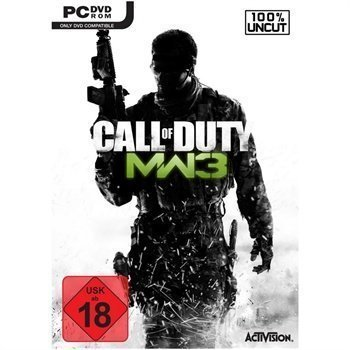 Call of Duty Modern Warfare 3 Uncut PC