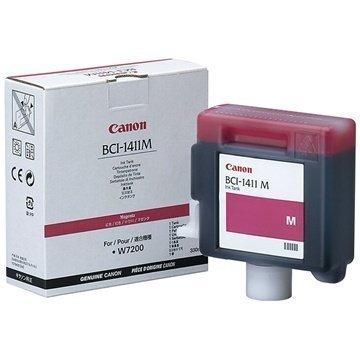 Canon BCI-1411M Mustepatruuna W7200 BJ-W7200 W8200D Magenta