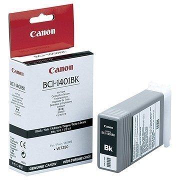 Canon BJ-W7250 W7250 Mustepatruuna BCI-1401BK Musta