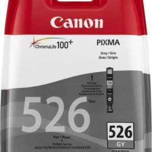 Canon CLI-526 GY harmaa