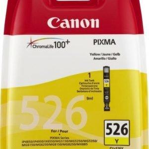 Canon CLI-526 Y keltainen