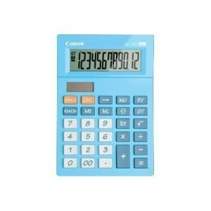 Canon Calculator As-120v Blue