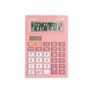 Canon Calculator As-120v Pink