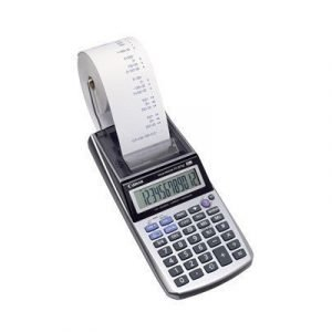Canon Calculator P1-dtsc With Power Adapter