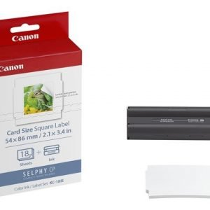 Canon Dsc Selphy Kc 18is Pcc Cp400 Tarra