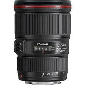Canon Ef Laajakulmaobjektiivi Zoomilla