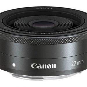 Canon Ef-m 22/2.0 Stm