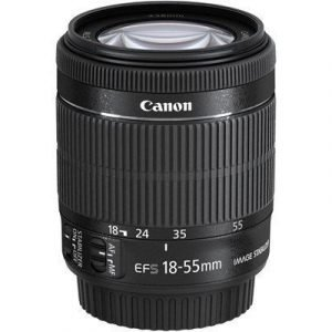 Canon Ef-s 18-55/3.5-5.6 Is Stm