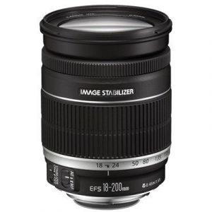 Canon Ef-s Zoom-objektiivi