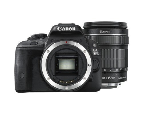 Canon Eos 100d + Ef-s 18-135 Is Stm