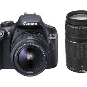 Canon Eos 1300d + Ef-s 18-55/3