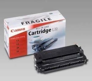 Canon F 16 FC 100 PC 740 Toner E-30 1491A003 Black