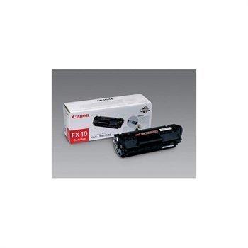 Canon FAX L 100 120 LASERFAX Toner FX-10 Black