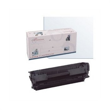 Canon FAX L 100 FAXPHONE L 120 I-SENSYS MF 4010 PREMIUM Toner Black