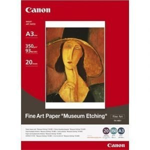Canon Fine Art Paper Museum Etching Fa-me1