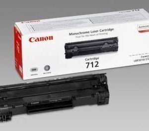 Canon I-SENSYS LBP 3010 LBP 3100 Toner Cartridge 712 1870B002 Black