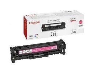 Canon I-SENSYS LBP 7200 CDN Toner CRG 718 2660B002 Magenta