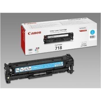 Canon I-SENSYS LBP 7200 CDN Toner CRG 718 2661B002 Cyan