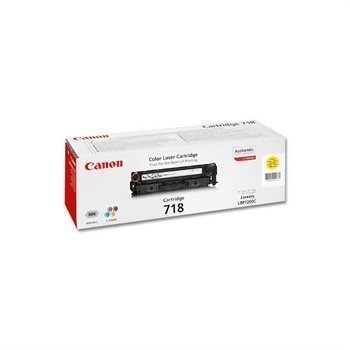 Canon I-SENSYS LBP-7200 CDN Toner CRG 718-Y Yellow