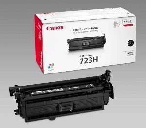 Canon I-SENSYS LBP 7750 CDN Toner Cartridge 723H 2645B002 Black