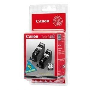 Canon Ink Black Pgi-525bk Twin Pack