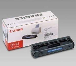 Canon LBP-1120 LBP-810 Toner EP-22 1550A003 Black