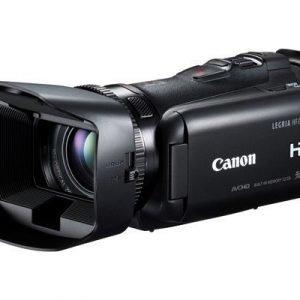 Canon Legria Hf G25 Musta