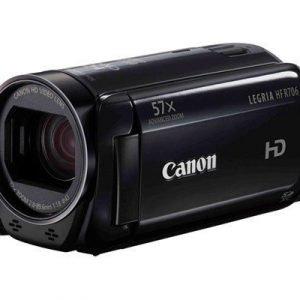 Canon Legria Hf R706 Musta