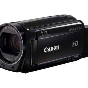 Canon Legria Hf R78 + Wa-h43 Musta