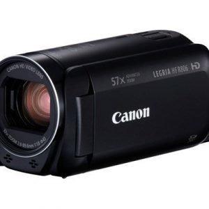 Canon Legria Hf R806 Musta