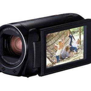 Canon Legria Hf R86 Musta