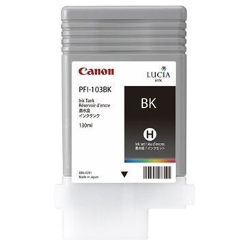 Canon PFI-103BK Mustepatruuna imagePROGRAF iPF5100 iPF6100 Musta