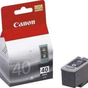 Canon PG-40 musta