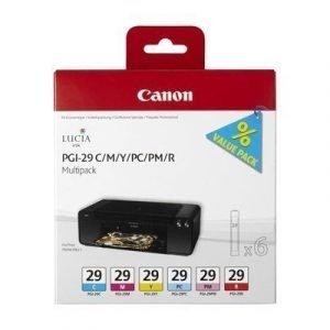 Canon Pgi-29 Cmy/pc/pm/r Multipack