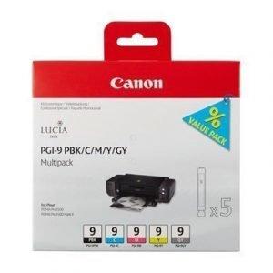Canon Pgi-9 Pbk/c/m/y/gy Multi-pack