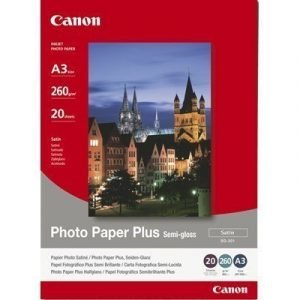 Canon Photo Paper Plus Sg-201