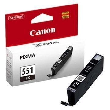 Canon Pixma 551BK Inkjet Cartridge MG 7150 Musta