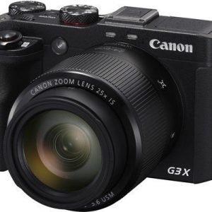 Canon Powershot G3 X Musta