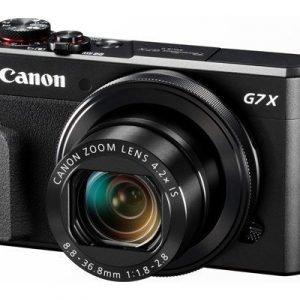 Canon Powershot G7 X Mark Ii Musta
