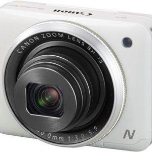Canon Powershot N2 Valkoinen